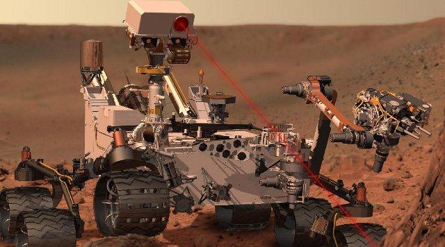 Sensor Technology in NASA's Curiosity Rover: An Interview ...