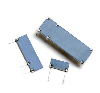 For high-voltage applications, various resistor families are available with lead spacing and other attributes needed to support circuit functions in the tens of kilovolts.