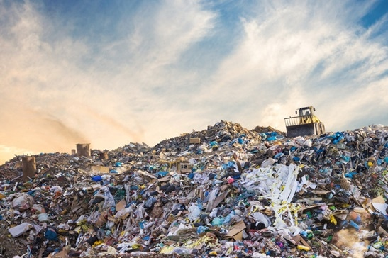 Waste management is a global issue. Credit vchal | Shutterstock.