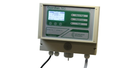 The Guardian NG Infrared Gas Monitor