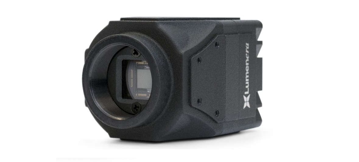 The Lt965R industrial camera from Lumenera