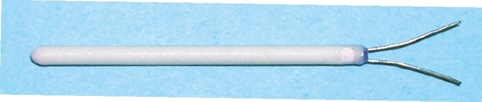 Typical wire-wound RTD element