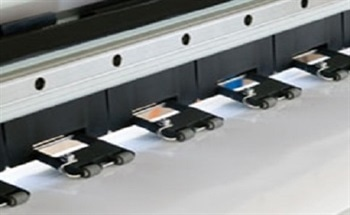 Encoder for Large Format Printer