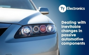 Passive Automotive Components - Dealing with Inevitable Changes