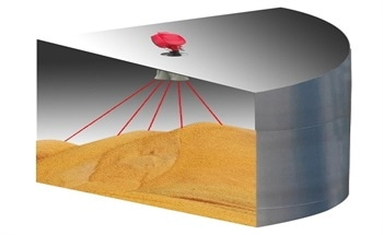 Using 3D Level Sensors to Address the Toughest Grain Storage Challenges
