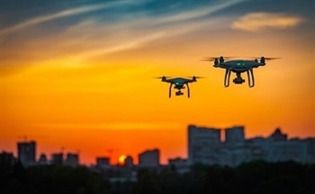Monitoring Methane with the Use of Drones