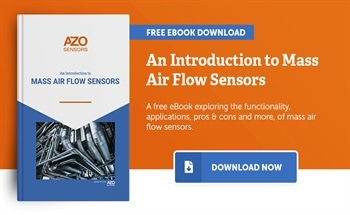 eBook: An Introduction to Mass Air Flow Sensors