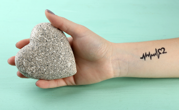 Monitoring Health in Real-Time with a Color-Changing Tattoo Ink