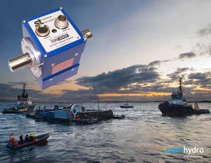 Recent Applications of Sensor Technology's TorqSense and LoadSense