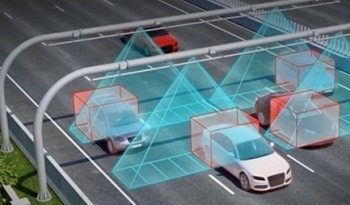 Smart Cities – Using Solid State LiDAR Sensors for Traffic Management