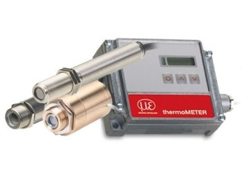 Industrial IR Temperature Sensors and Pyrometers: Non-Contact Temperature Measurement - Precise and Reliable