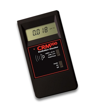 CRM-100 Geiger Counter from International Medcom, Inc.