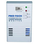 ProTech 8505 Commercial CO Monitor from SEACO COMPANY