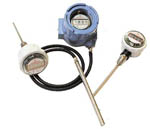 DM640 Series Battery Powered Thermometer from Status Instruments, Inc.