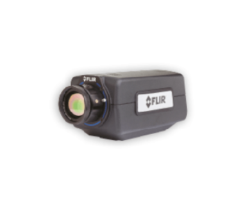 Continuous Gas Leak Detection in Remote or Difficult Areas – FLIR A6604