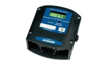 Detection of Hazardous Gases - CTX 300 Fixed Gas Detector