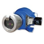 Flame Detector for Dirty Environments and Smoke Fires – Triple Wavelength Detection – MultiFlame DM-TV6-T