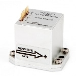 Miniature Linear Servo Accelerometer with High Accuracy