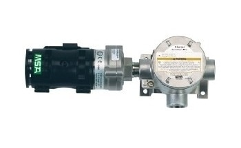 Gas Transmitter with LEL (Lower Explosive Limit) Combustible Gas Detection - PrimaX IR