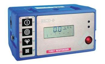 Portable Gas Detector - First Responder