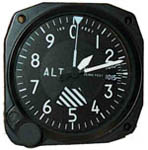 Sensitive Altimeter from Falcon gauge