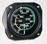 Winter Airspeed Indicator from LX Avionics Ltd