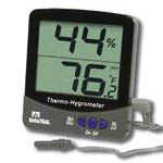 Thermo Hygrometers from DeltaTRAK Inc.