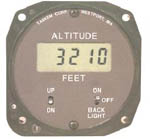 Model 5000 Altimeter from Taskem Corp.
