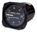 Falcon Gauge Vertical Speed Indicator from Aircraft Spruce and Specialty Co.