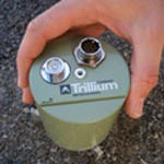 Trillium Seismometer from Nanometrics Seismological Instruments Inc.