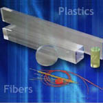 Plastic Scintillator from Saint Gobain Crystals