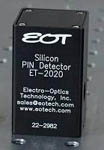 Biased Silicon Photodetector from Electro-Optics Technology, Inc.
