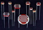 CdS Photoresistor from Sicube Photonics Co.,Ltd.