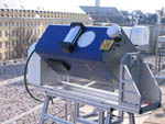 LWP-90-DP150 Microwave Radiometer from Radiometer Physics GmbH