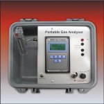 K6050 Thermal Conductivty Gas Analyser from Hitech Instruments
