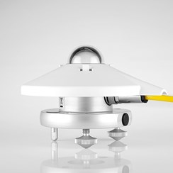 Low Maintenance Smart SMP3 Pyranometer by Kipp & Zonen