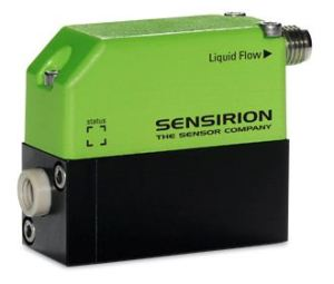 High Precision SLI-Flow Meters for Life Science and Automation
