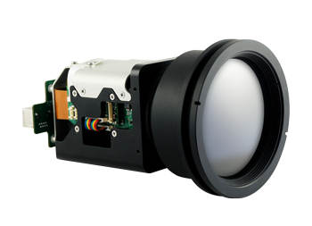 Continuous Zoom Thermal Imaging for OEM Integration - Sierra-Olympic's Vinden CZ