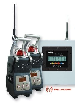 Wireless Detection of up to 5 Gases - BM 25 Multi-Gas Monitor