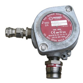 Catalytic Point Gas Detector for Detection of all Flammable Gases and Vapors – EX05