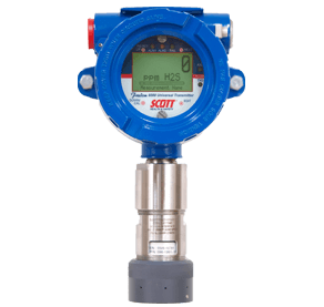 Universal Transmitter for Toxic Gas Detection – Freedom 6000
