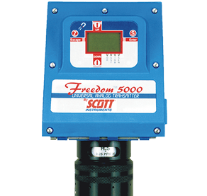 Simple and Effective Toxic Gas Detector – Freedom 5000
