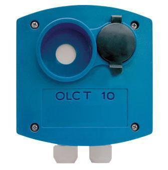 Continuous Monitoring of Toxic or Flammable Gases - OLCT 10 - OLC 10