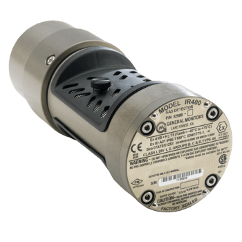 Infrared Point Detector for Combustible Gas Detection: IR400