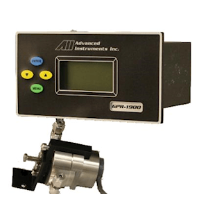 Panel Mounted Oxygen Analyzer with Remote Sensor for Flexibility