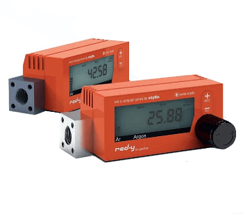 Compact Thermal Mass Flow Meter with High Accuracy