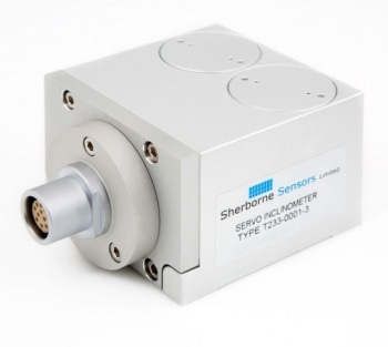 Dual Axis Gravity Referenced Servo Inclinometers