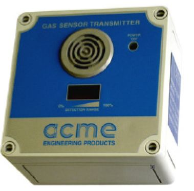 WS Series Toxic or Combustible Gas Sensor from Acme Engineering
