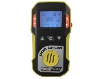 Portable CO2 Detector - CO2 CHUM