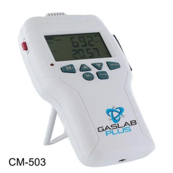 Plus Carbon Monoxide Gas Detector from GasLab